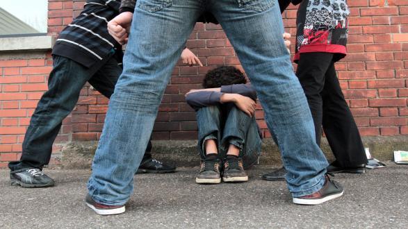 Unge - kriminalitet